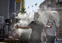 El calor pone en alerta amarilla a la provincia de Valencia