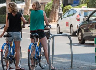Luz verde a la creación de un nuevo carril bici en Valencia