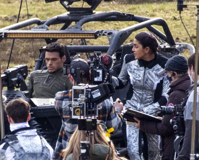 La serie de Amazon 'Citadel' convoca un gran casting en Valencia