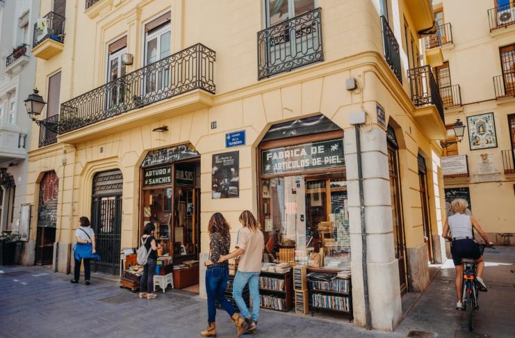 Los 7 barrios con más contagios de la ciudad de Valencia