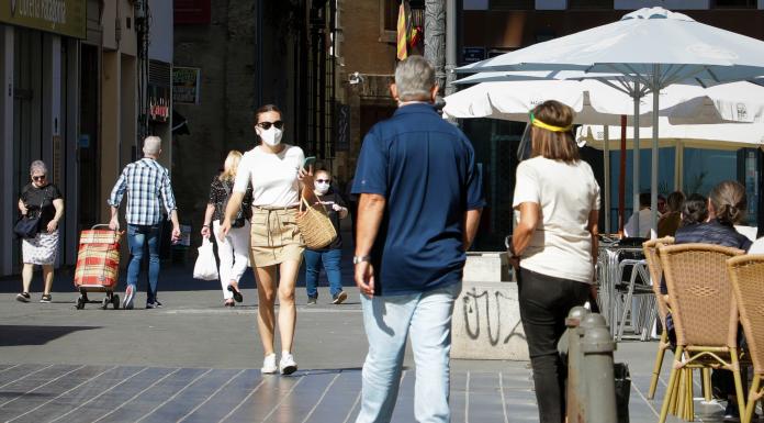 """La Comunitat Valenciana sigue en """"riesgo extremo"""" por coronavirus"""