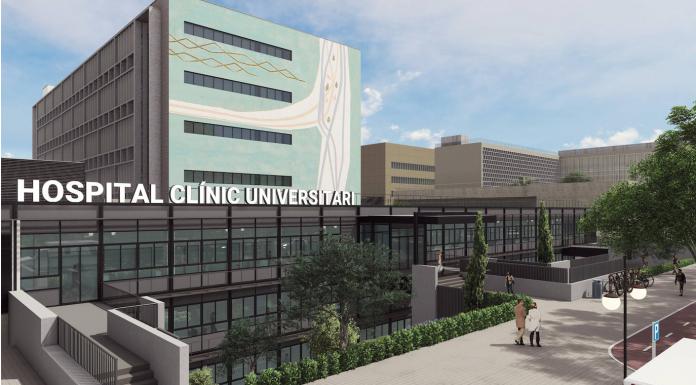 El nuevo Hospital Clínico de Valencia reanuda su construcción