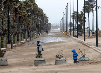 Advierten que la Comunitat sufrirá cada vez más episodios meteorológicos extremos