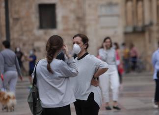 La quinta ola dispara los contagios entre los no vacunados de la Comunitat Valenciana