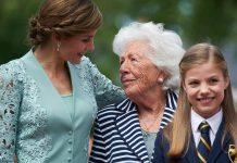 Muere la abuela de la Reina Letizia