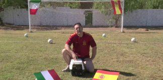 Una perdiz valenciana predice el resultado de España ante Italia en la semifinal de la Eurocopa