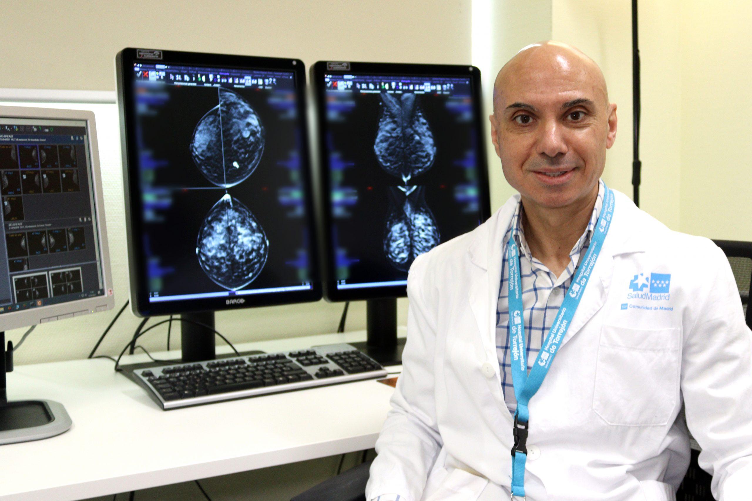 Doctor Lorenzo Rabadán Área Cáncer