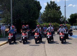 El Parque Tecnológico y Fuente del Jarro estrenan servicio de motosharing