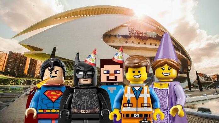 Picassent acoge una gran exposición de maquetas de LEGO este verano