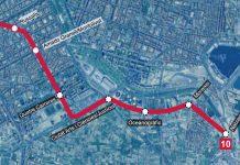 Así será la futura línea 10 de Metrovalencia