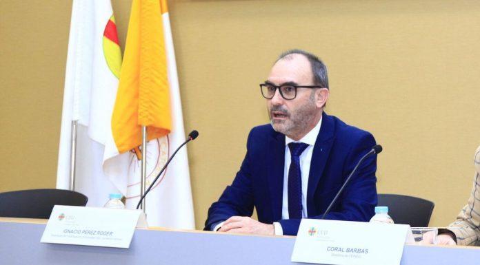 """Ignacio Pérez: """"Pese a las dificultades el objetivo se ha cumplido"""""""