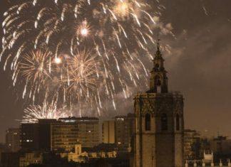 15 municipios de Valencia dispararán fuegos artificiales por el 9 d'Octubre