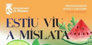 Actividades culturales verano Mislata