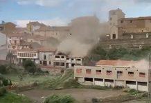 tornado en Vilafranca