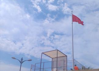 Cierran una playa de Valencia por contaminación en el agua