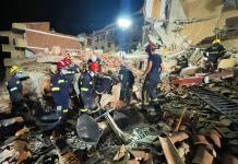 Encuentran sin vida a un menor desaparecido en el derrumbe de Peñíscola