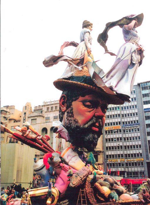 Fallas Joaquín Sorolla