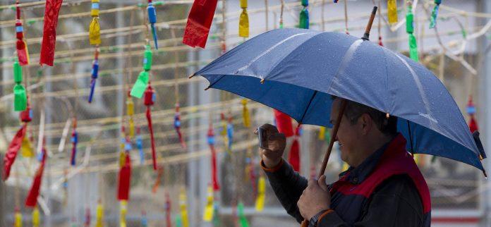 El tiempo en Valencia para las Fallas 2021: lluvia y tormenta para el arranque de las fiestas