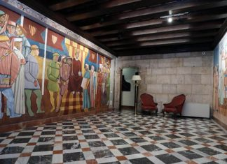 murales cubistas