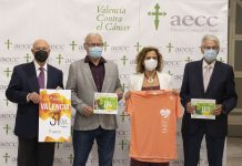 """El Ayuntamiento participa en la jornada """"València contra el Cáncer 2021"""""""