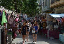 Valencia instalará nuevos mercadillos en tres barrios de la ciudad