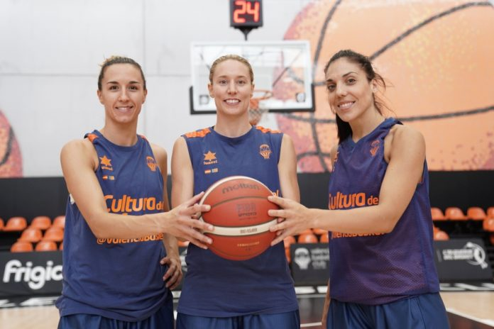Valencia Basket se prepara Supercopa LF Endesa 2021