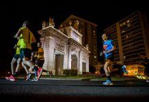 Cerca de 7.000 corredores tomarán las calles de Valencia en la 15K Nocturna