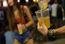 Botellón multitudinario en Blasco Ibáñez durante el fin de semana