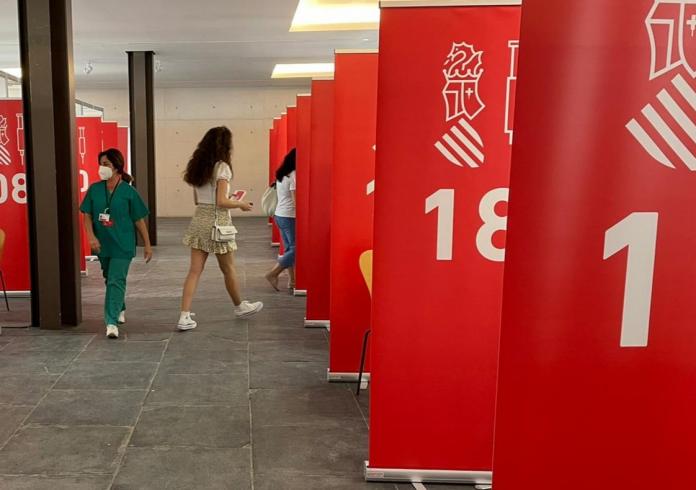 Los adolescentes valencianos dejan de estar en