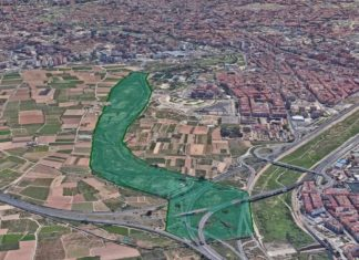 Valencia construirá un gran corredor verde de 14 km para unir el parque del Turia con la Albufera