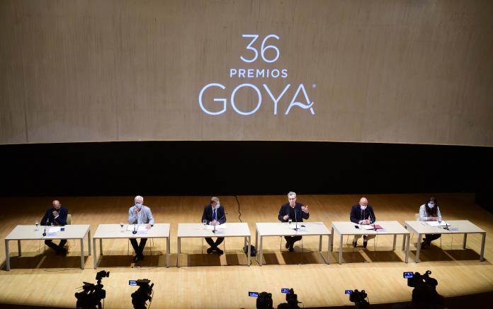 Los premios Goya de Valencia serán