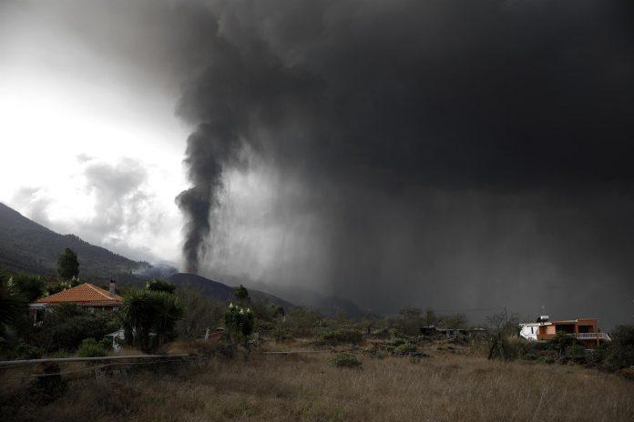 La nube de azufre del volcán de La Palma llega a la Comunitat Valenciana