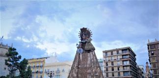 La Ofrenda más atípica de las Fallas arranca hoy bajo amenaza de lluvia