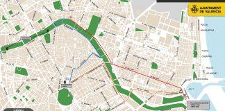 Valencia recupera la 15K Nocturna: recorrido, horario y calles cortadas
