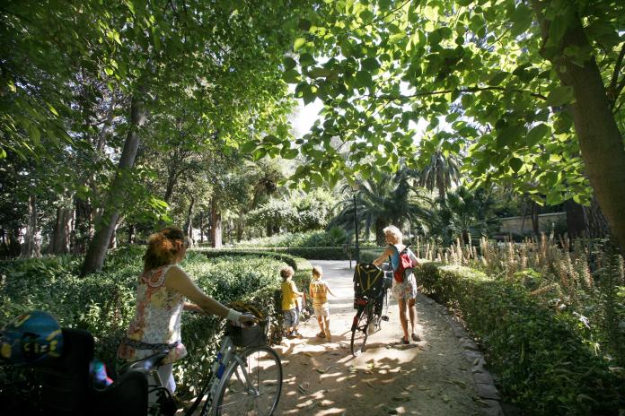 Las 6 rutas que puedes hacer en bici este domingo en Valencia