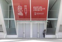 Los vacunódromos valencianos cierran sus puertas: ¿Dónde se vacunará ahora?