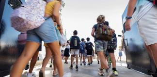 """Los colegios valencianos reabren sus puertas para iniciar el """"curso de la recuperación"""""""