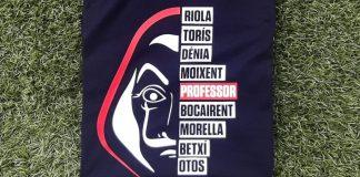 Así serían los nombres de La Casa de Papel en Valencia