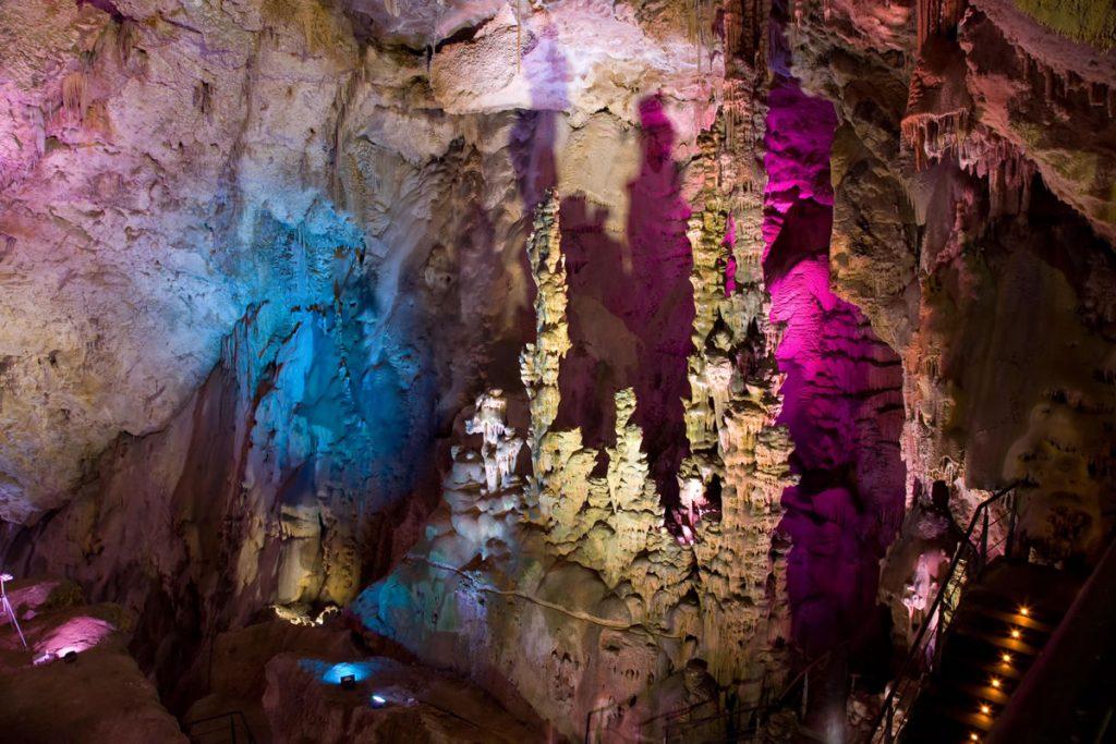 Cuevas canalobre