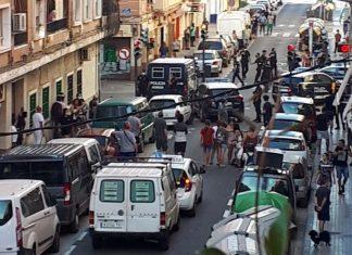 Sigue la ola de reyerta en el barrio de Oriols. / Fuente: Orriols en Lucha