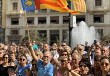 La procesión cívica del 9 d'Octubre cambia su recorrido