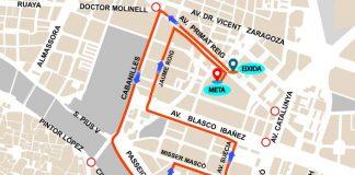 Carrera Universitat de València