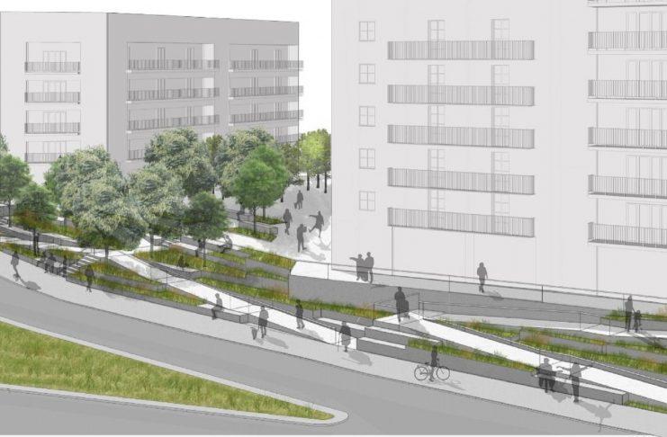Un nuevo bulevar peatonal atravesará Valencia para conectar con Mislata