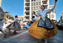 9-OCT | Valencia estrena un pasacalle pionero por el 9 d'Octubre