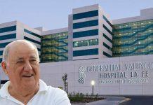 La Fe recibirá un equipo revolucionario contra el cáncer donado por Amancio Ortega
