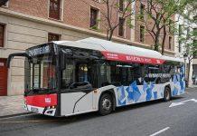 Así es el nuevo autobús de la EMT que ya circula por Valencia