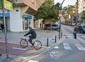 El nuevo carril bici que llegará a Valencia