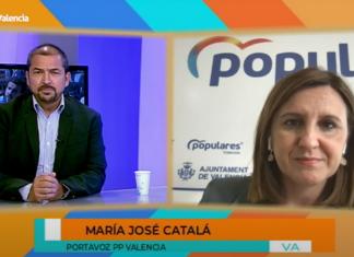 María José Catalá no descarta pactar con Vox
