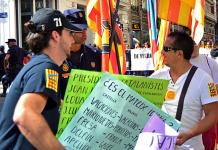 Cinco manifestaciones recorrerán hoy el centro de Valencia: horarios y recorridos