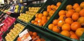 Llegan los cítricos de la Comunitat Valenciana y Murcia a Consum